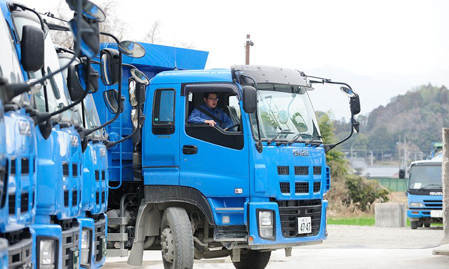 一般貨物自動車運送業についての画像 1枚目