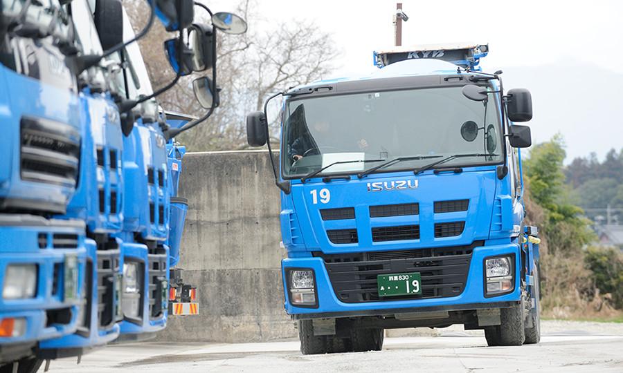 一般貨物自動車運送業についての画像 2枚目